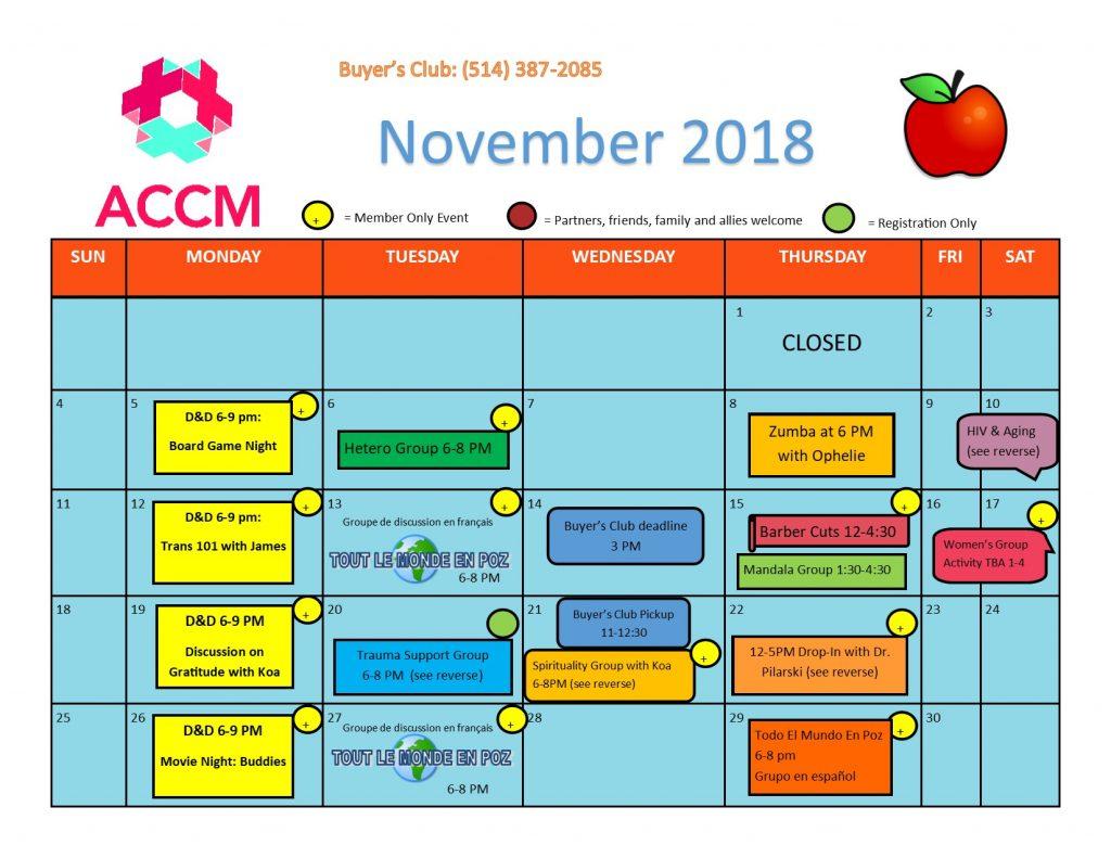 November Calendar side 1 jpeg