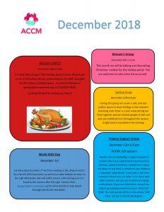 December Calendar side 2